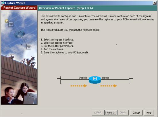 Cisco ASA: Neuerungen beim Capture