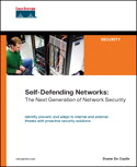 Cover Buch Self-Defending Networks
